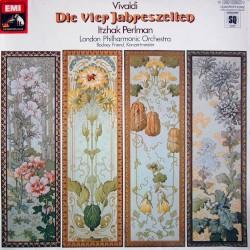 Itzhak Perlman/London Philharmonic Orchestra - Le quattro stagioni (The Four Seasons), Violin Concerto in E Major Op. 8 No. 1, RV 269,